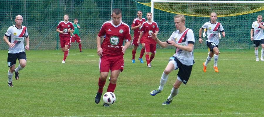 GKS Wikielec przegrał wczoraj na swoim terenie z Huraganem Morąg 0:2