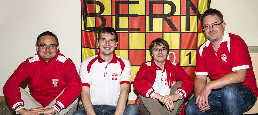 Reprezentacja Polski w Solvingu
