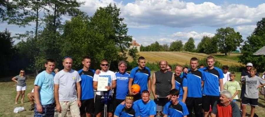 Mistrzem tegorocznej Ligi został zespół z Piętek