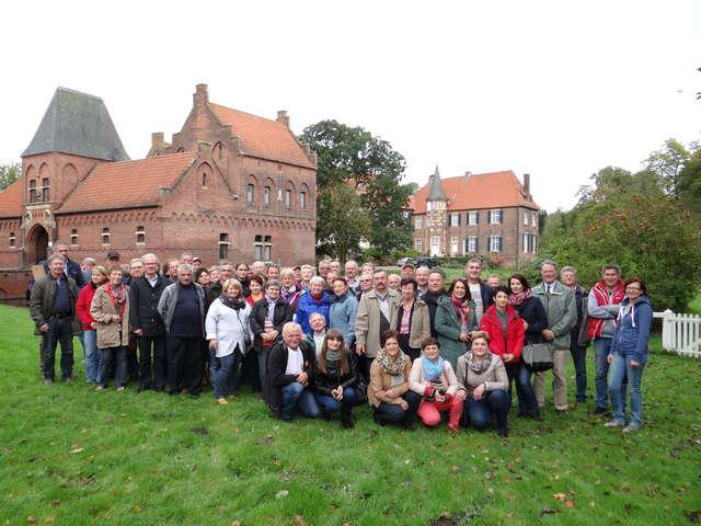 Pobyt w Legden-Asbeck był doskonałą okazją do rozmów, wymiany doświadczeń i zwiedzania nie tylko pod kątem rolnictwa