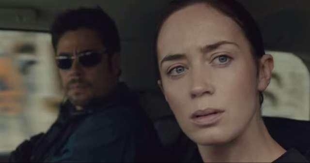 Emily Blunt w sensacji Sicario w kinach od 25 września - full image
