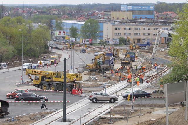 Olsztyńskie tramwaje wymuszą zapewne większą czujność u kierowców  - full image