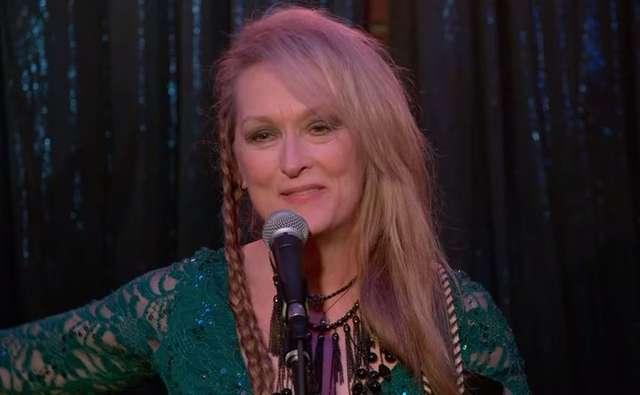 Meryl Streep gwiazdą rocka? Film Nigdy nie jest za późno w kinach od 11 września - full image