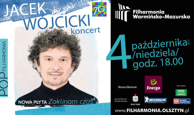 Muzyka filmowa, Koncert rodzinny oraz recital Jacka Wójcickiego - full image