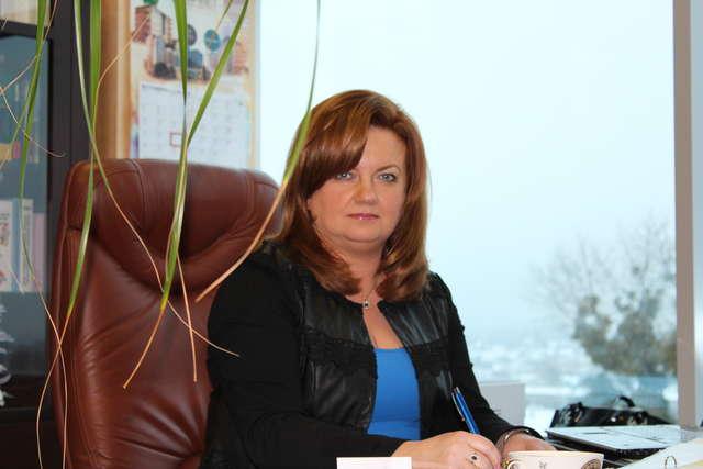 Beata Bogusz, dyrektor finansowy Grupy ARBET w Olsztynie - full image