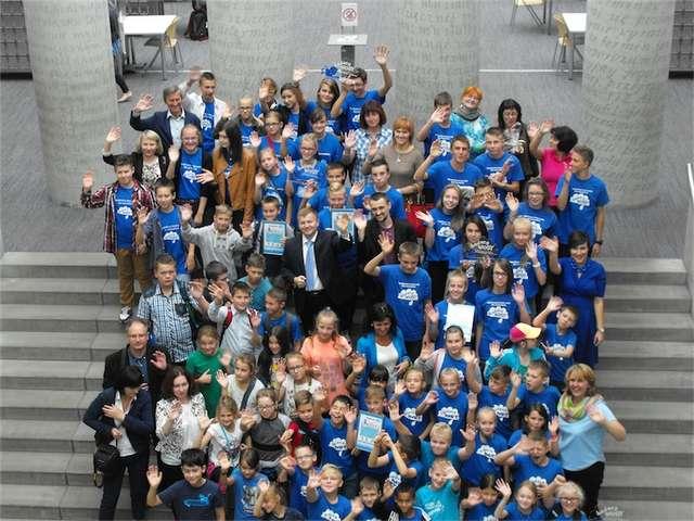 Badacze Wody ze szkoły w Zajączkowie
