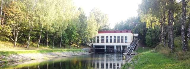 Elektrownia wodna na Łynie (Brąswałd)