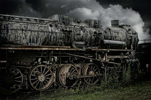 Złoty pociąg rozpala emocje - full image
