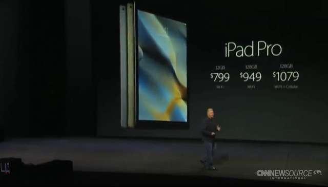 iPad Pro - Apple prezentuje nowy tablet o wydajności PC - full image