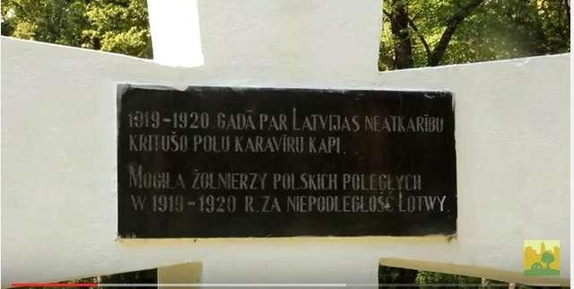 Polskie ślady na Łotwie - full image