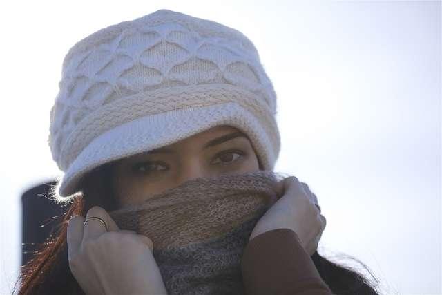 Nie daj się przeziębieniu  - full image