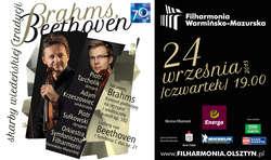 """""""Brahms, Beethoven – skarby wiedeńskiej tradycji"""" w Filharmonii Warmińsko-Mazurskiej"""
