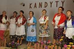 Mieszkańcy Kandyt powitali jesień