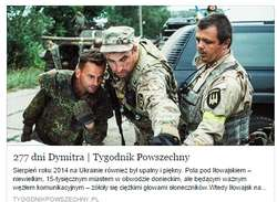 277 dni w rosyjskiej niewoli