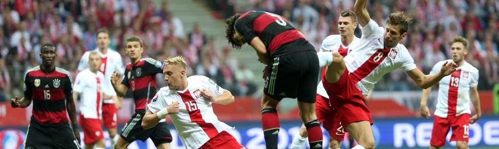 Kręgosłup reprezentacji Polski jest mocny
