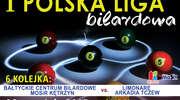 6 kolejka I Polskiej Ligi Bilardowej