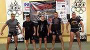 Zawody MMA w Mławie