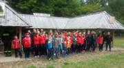 Młodzi strażacy z powiatu spotkali się w Pienach