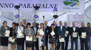 IX Dożynki Gminno-Parafialne w Olszewie-Borkach