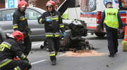 17-latka spowodowała zderzenie trzech aut w Olsztynie