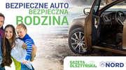"""Kampania """"Bezpieczne Auto — Bezpieczna Rodzina"""" - sprawdź swój samochód ZA DARMO!"""