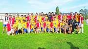 Młodzież olsztyńskiego Naki lepsza od Eintrachtu i Hoffenheim