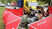 3 śmiertelne ofiary wypadku pod Miłogórzem