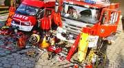 Ukradli strażacki sprzęt! Poszukiwania sprawców