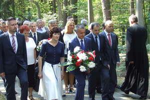 W 76. rocznicę wybuchu II Wojny Światowej Ostrołęka uczciła pamięć pomordowanych