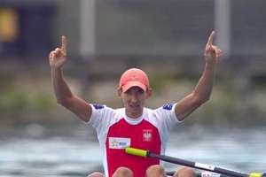 Wioślarz z Iławy wywalczył przepustkę na Olimpiadę w Rio de Janeiro!