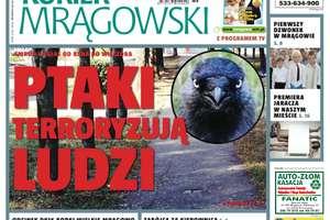 Nowy numer Kuriera Mrągowskiego!