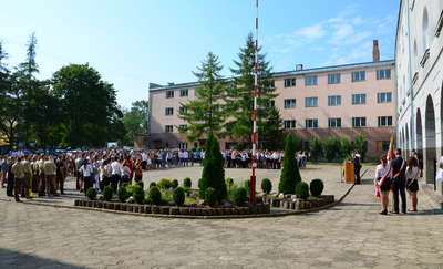 Rozpoczęcie roku szkolnego w placówkach powiatu braniewskiego