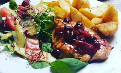Kurczak fit, czyli propozycja na obiad