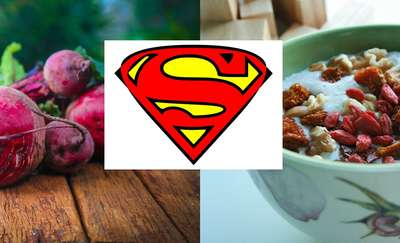 """Top 5 """"superproduktów"""" w żywieniu sportowców"""