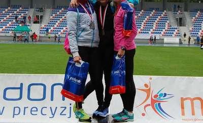Historyczny sukces lekkoatletki z Dywit!