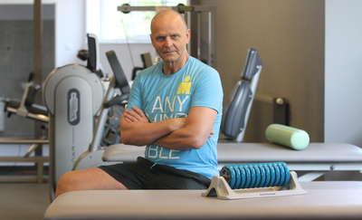 Zdrowy trening pod czujnym okiem specjalisty