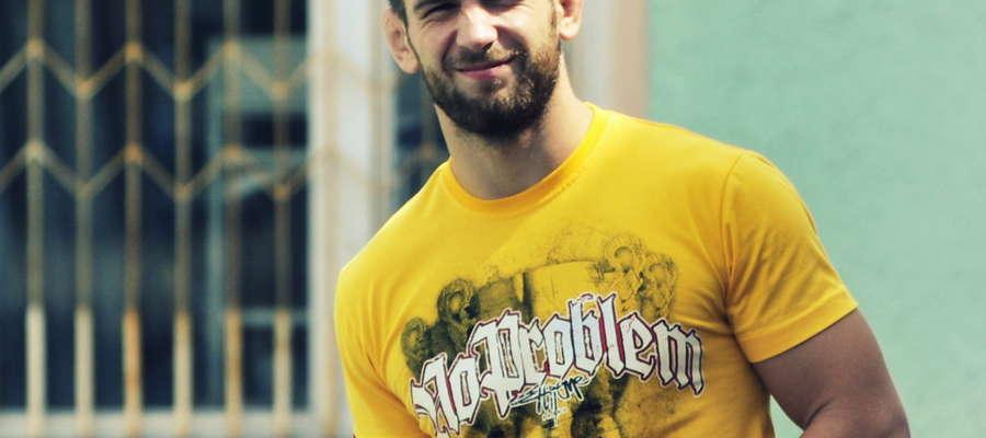 Kamil Łebkowski – kolejnym krokiem ma być walka w UFC