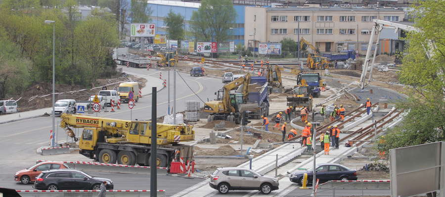 Olsztyńskie tramwaje wymuszą zapewne większą czujność u kierowców
