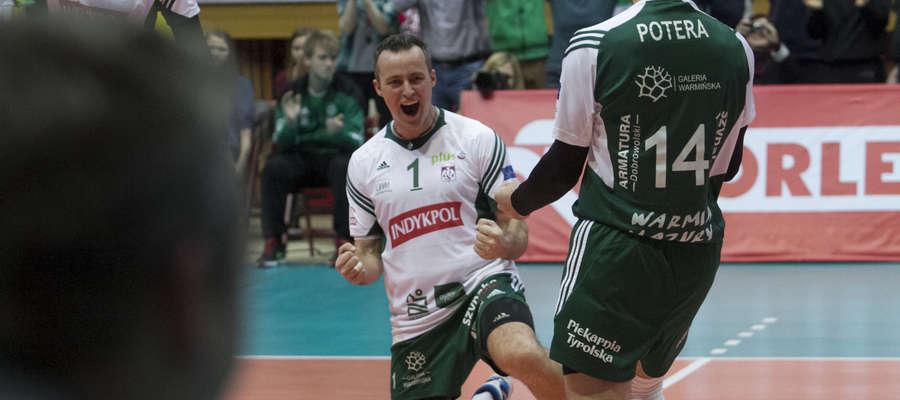 Dwa ostatnie sezony Maciej Dobrowolski spędził w Indykpolu AZS Olsztyn
