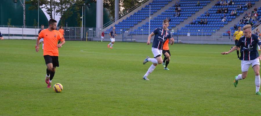 W Ostródzie piłkarze Sokoła wygrali z elbląską Concordią