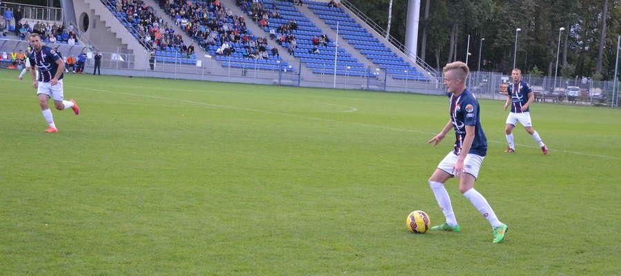Piłkarze Sokoła przegrali drugi mecz w sezonie
