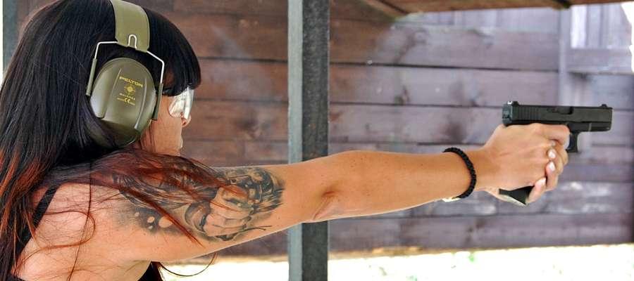 Zawody w Szerominku pokazały, że pasjonatów strzelania do celu nie brakuje