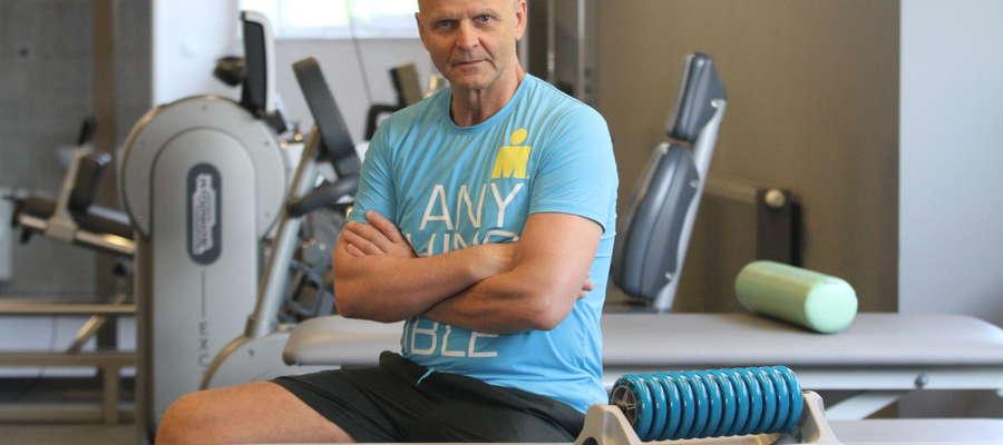 Ryszard Biernat poprowadzi konsultacje biegowe