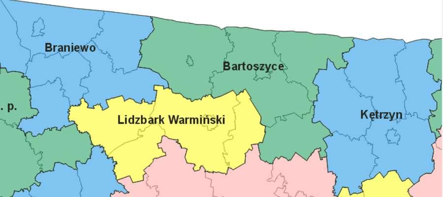 Powiaty: braniewski, bartoszycki, lidzbarski i kętrzyński to nie tylko peryferia naszego kraju, to też wspaniałe i ciekawe miejsca, które warto zobaczyć