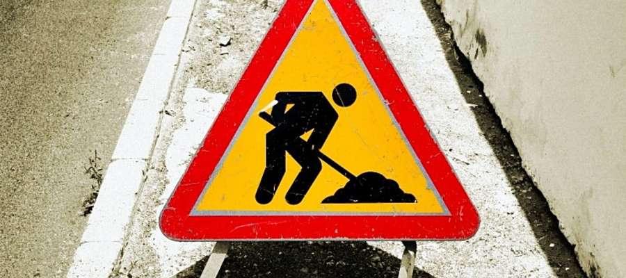 Uwaga! Droga w kierunku Żurawca zamknięta