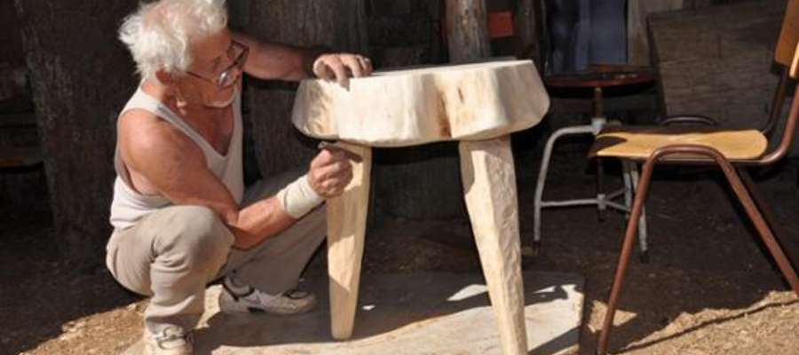 Warsztary rzeźbiarskie odbywają się od siedmiu lat.