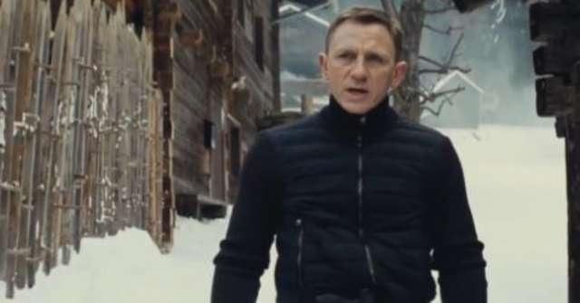 Daniel Craig już nie chce być Bondem - full image