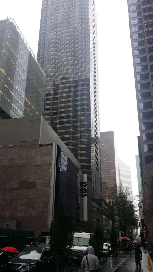 Museum of Art na Manhattanie w Nowym Jorku