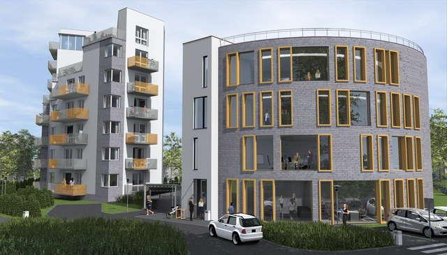 Pstrowskiego 14 L - nowy adres w Twoim mieście! - full image