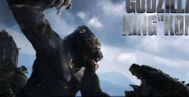 Godzilla i King Kong zmierzą się na ekranach kin w 2020 roku - full image
